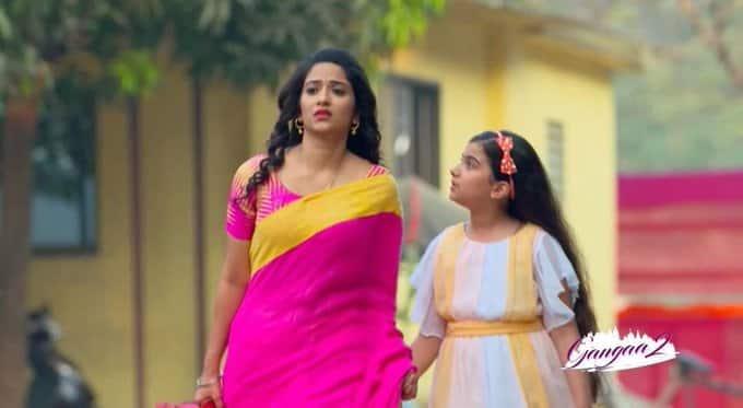 Will Gangaa get pregnant for Sagar?