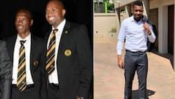 Kaizer Chiefs goalkeeper Itumeleng Khune shares sweet message to retired Letsholonyane