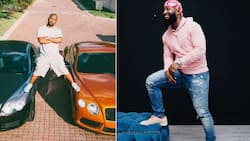 Inside Cassper Nyovest's bae's beautiful and extravagant baby shower