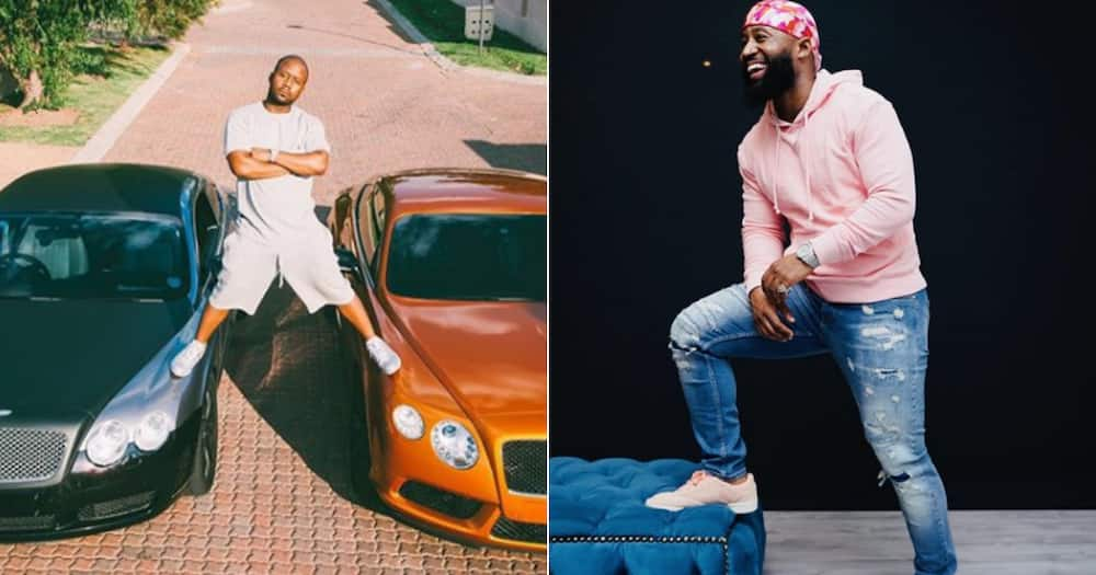 """Cassper Nyovest opens up about his financial woes: """"It's tough"""""""