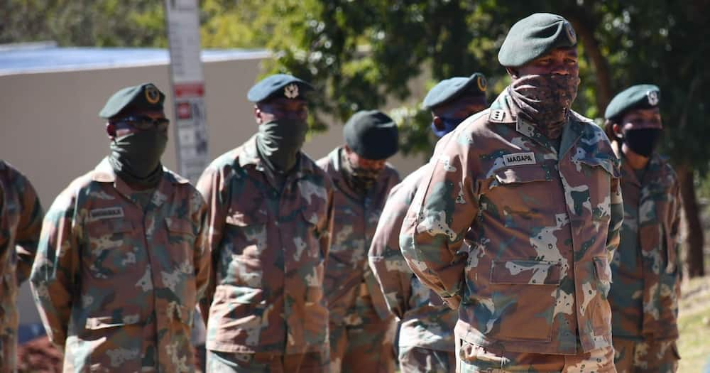 SANDF, MKMVA, Zuma protests, Jacob Zuma, ANC