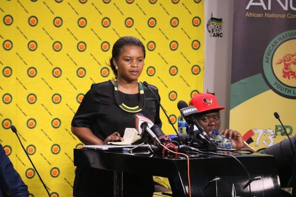 Khusela Diko bio: age, husband, wedding, education, profile, contact number