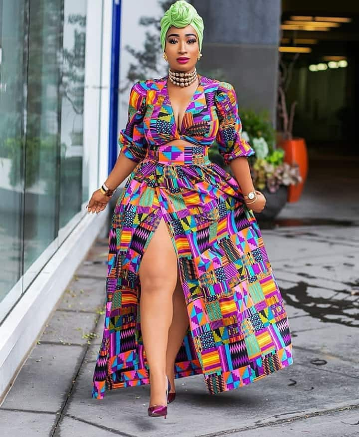 77985cc55f4 Latest Ankara styles for men and women in 2019