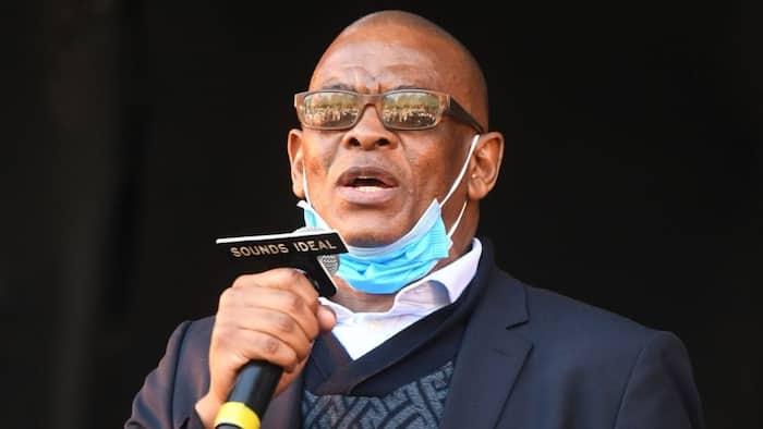 Ace Magashule: Suspended SG creates social media buzz with Zuma support