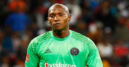 Jackson optimistic about retaining his place in the Orlando Pirates goal