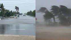 Tweeps in Awe at the Devastation Caused by Tropical Cyclone Eloise
