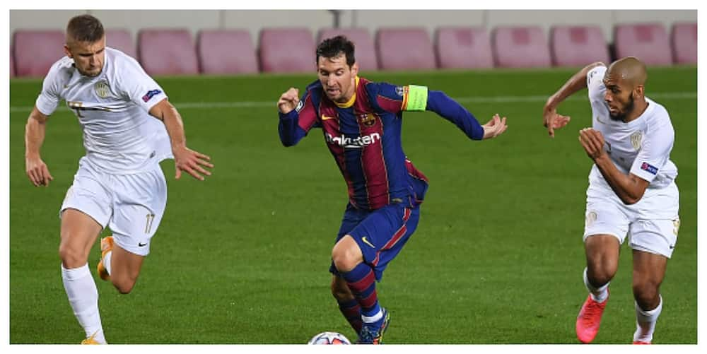 Barcelona vs Ferencvaros