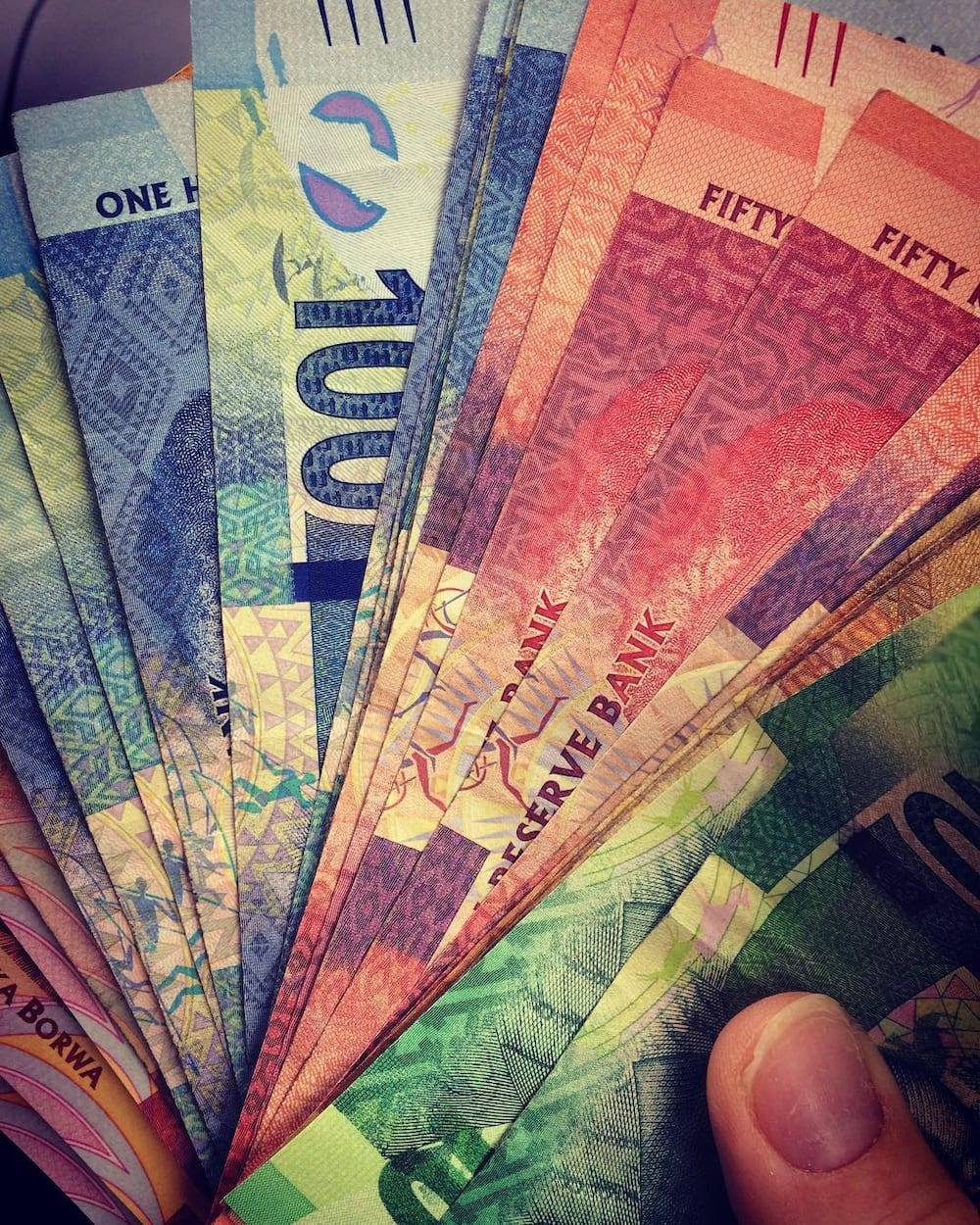 South African investments
