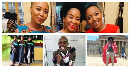 Meet the Mzansi graduates who rose to the call to make education fashionable