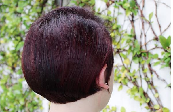 Pixie bob for thick hair