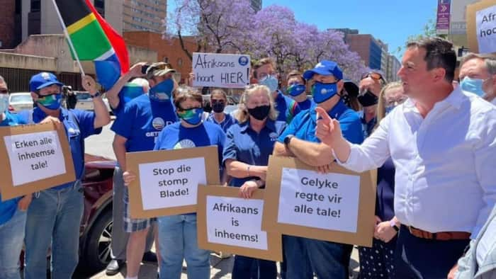 """DA wants to declare Afrikaans an indigenous language: """"Forever the opposition"""""""