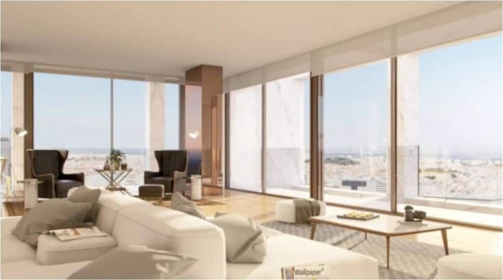 Inside Cristiano Ronaldo's new £6m luxury Lisbon flat featuring gym and indoor pool