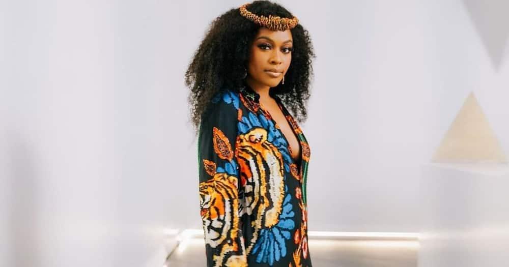 Nomzamo Mbatha: International Media Shows Love to Mzansi Actress