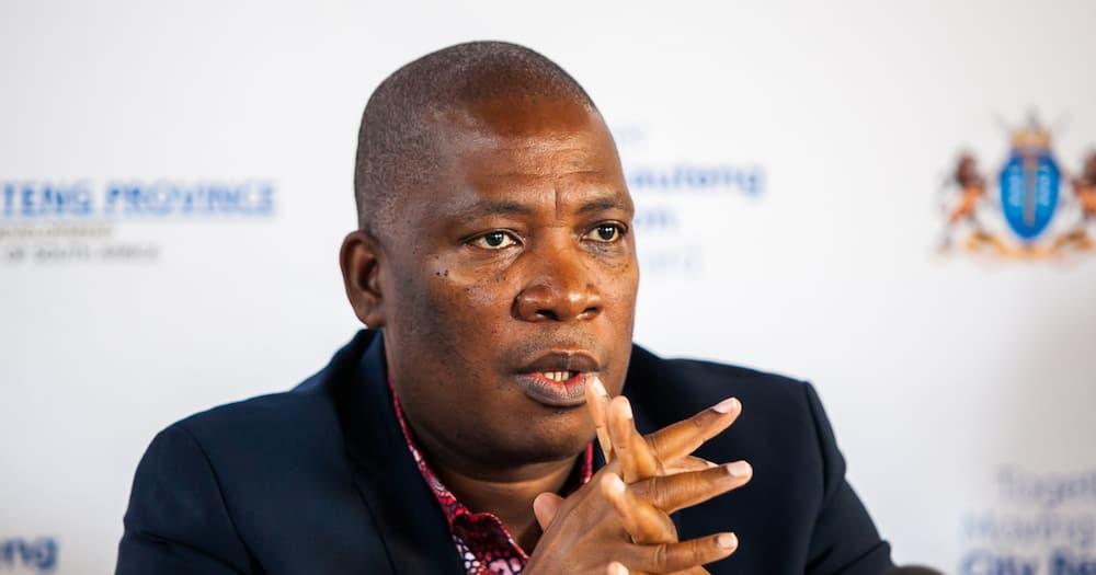Panyaza Lesufi, Gauteng Department of Education, R430 million, tender fraud