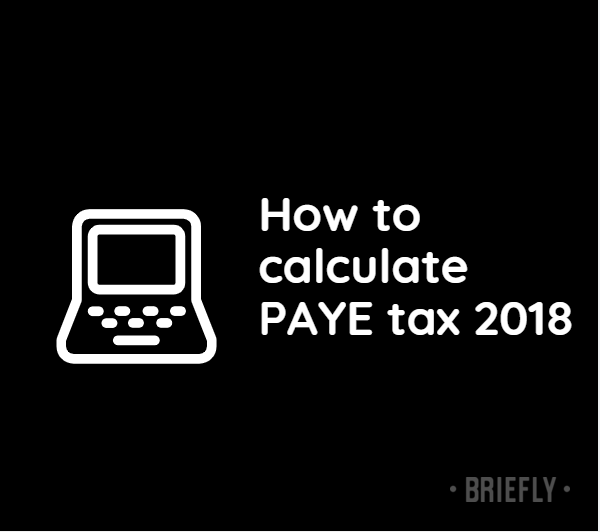 how to calculate paye