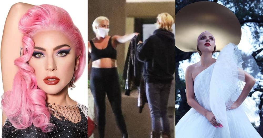 Lady Gaga gifts random fan her leather jacket after heartwarming conversation on LGBTQ