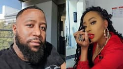 """""""Tension"""": Cassper Nyovest opens up about his relationship with Nadia Nakai"""