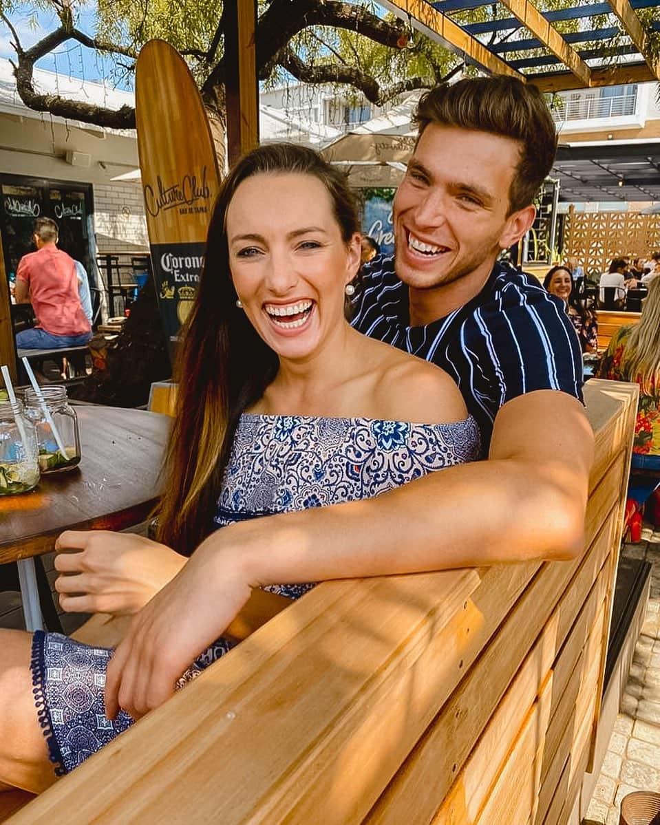 Tatjana Schoenmaker's boyfriend 2021