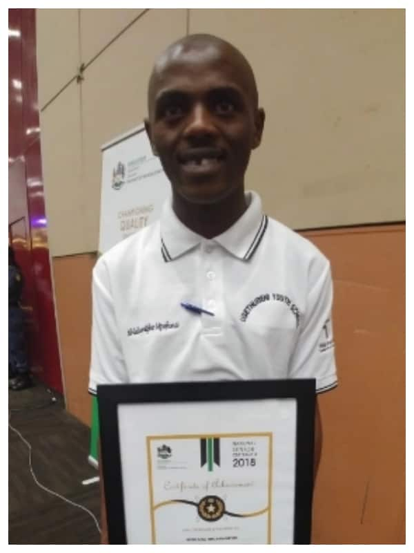From teen criminal to top achieving student in KZN prison