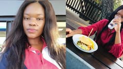 Meet Kelebogile: Young lady works, studies and acts to make ends meet
