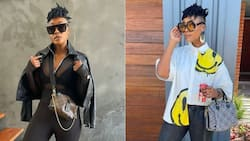 Haters beware: 5 Pics of DJ Lamiez Holworthy looking stunning in her shorts