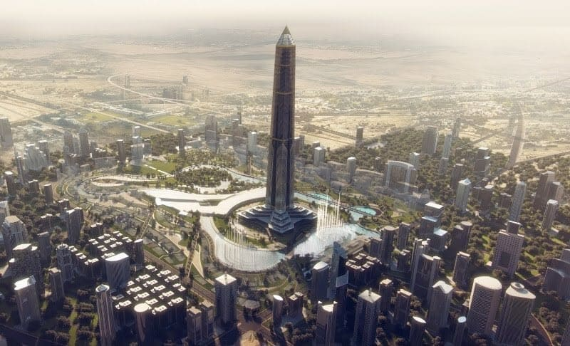 Proposed tallest buildings in Africa
