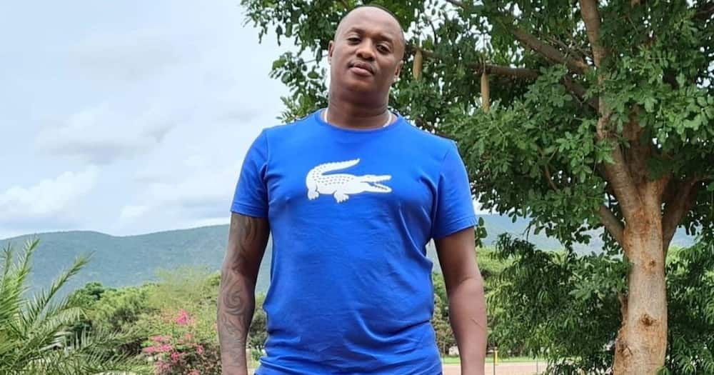 Jub Jub shows off his beautiful daughter on social media, fans react