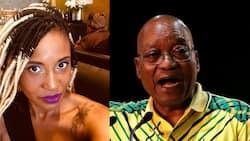 Duduzile Zuma takes a swipe at Cyril Ramaphosa over loadshedding
