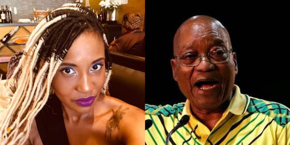 Duduzile Zuma, Jacob Zuma, Loadshedding, Cyril Ramaphosa