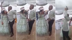"""""""For the why?"""": SA unhappy with man discharging a gun at a wedding, video goes viral"""