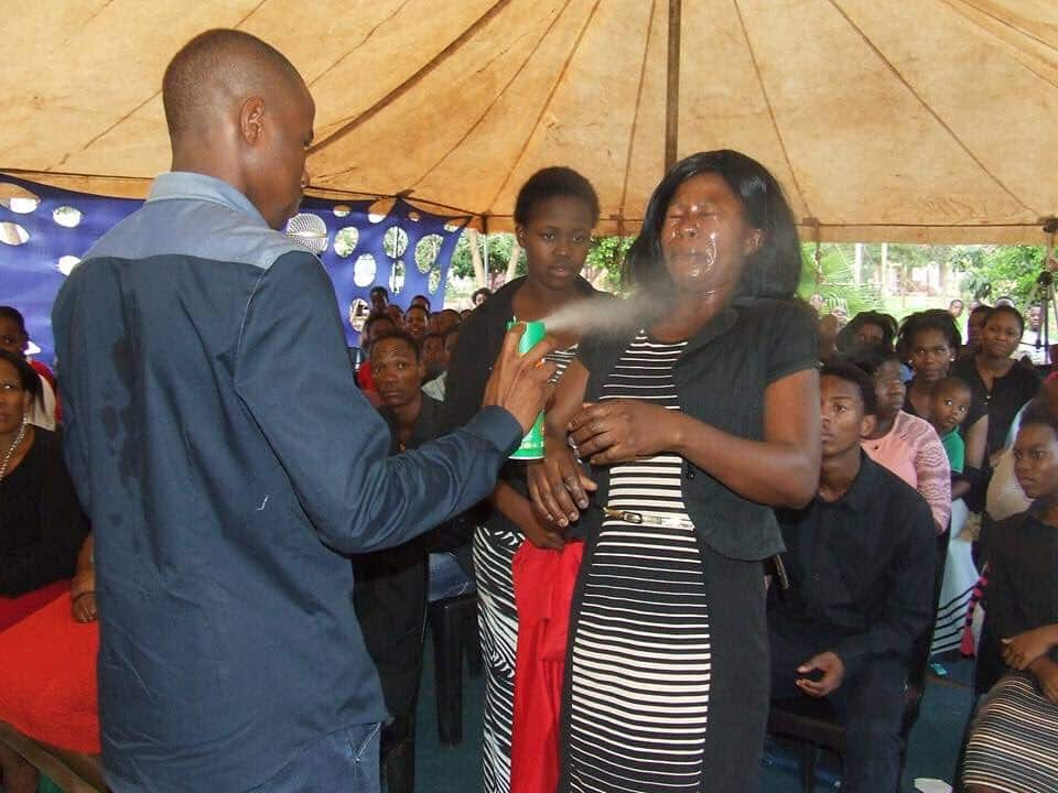 Pastors in South Africa