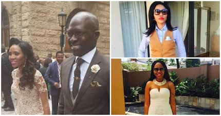 Norma & Malusi Gigaba, more time at home - happy wife, happy life