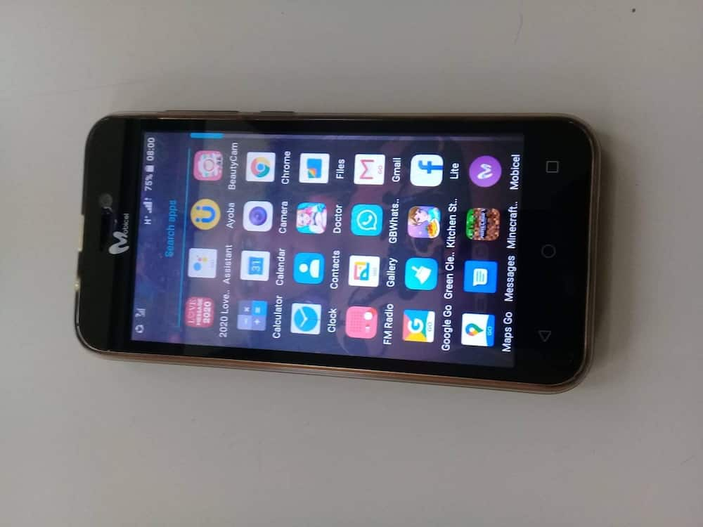 cheapest smartphone in South Africa