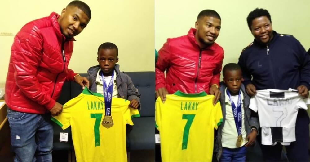 Mamelodi Sundowns, Lyle Lakay, Mzansi, Young Fan