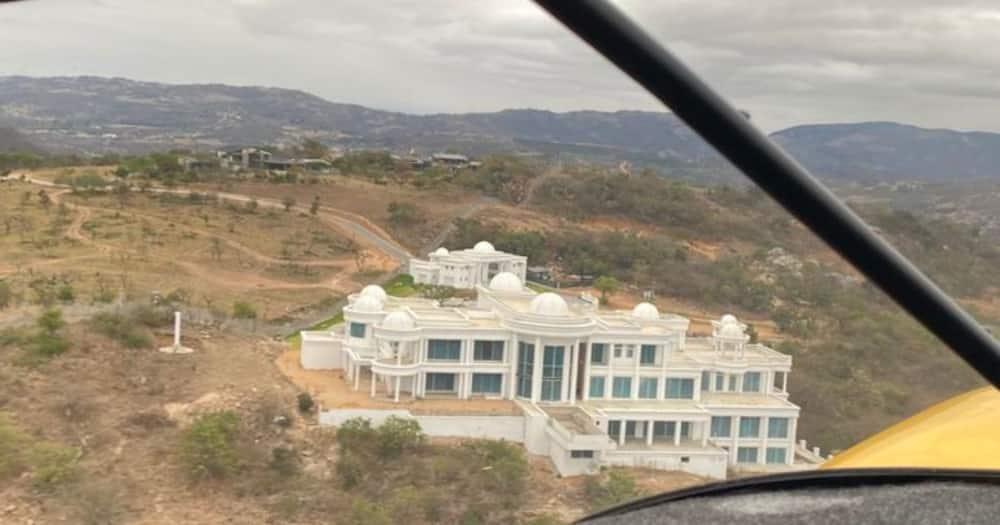 SA, Share, Contrasting, Remarks, to Robert Gumede, Alleged Mansion