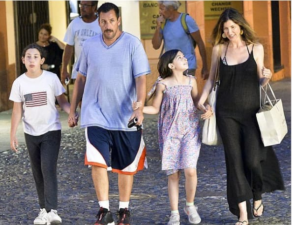 Who is Adam Sandler's Wife, Jackie Sandler? Her Age and