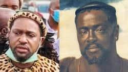 """Replica of King Cetshwayo"": Fikile Mbalula compares Prince Misuzulu Zulu to famous king"