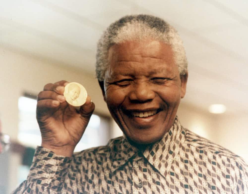 Mandela Inauguration