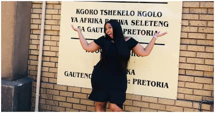 Woman shares her amazing journey to becoming an attorney at the Gauteng High court