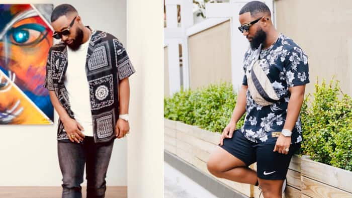 Cassper Nyovest accused of stealing French rapper's 'bad' album cover