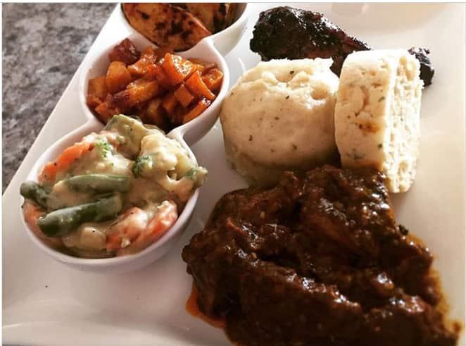 tasty dinner South Africa