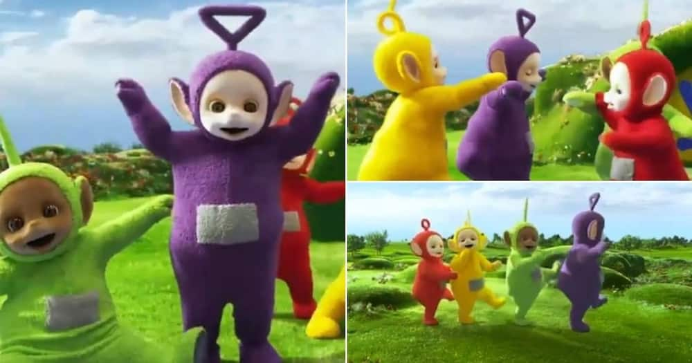 SA can't get enough of video showing Teletubbies dancing to Jerusalema
