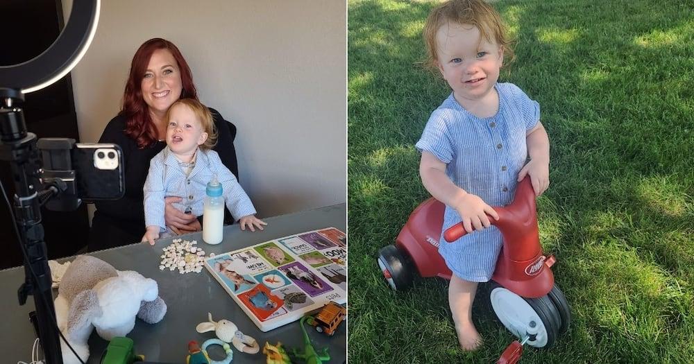 Proud Mom, Child, Job Interview, Lands Job, Viral