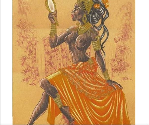 African goddesses with mind-blowing history