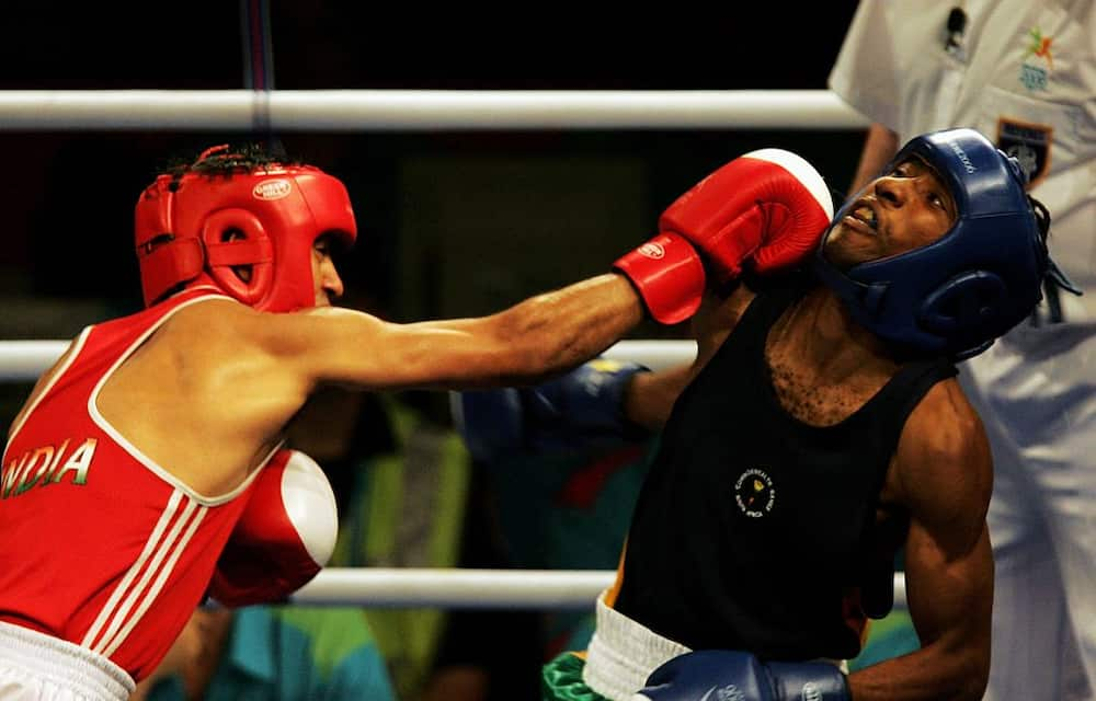 South Africa world champion boxers