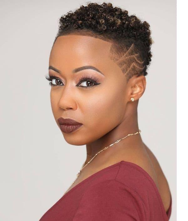 30 Natural Short Hairstyles Black Hair 2019 Images Briefly Sa