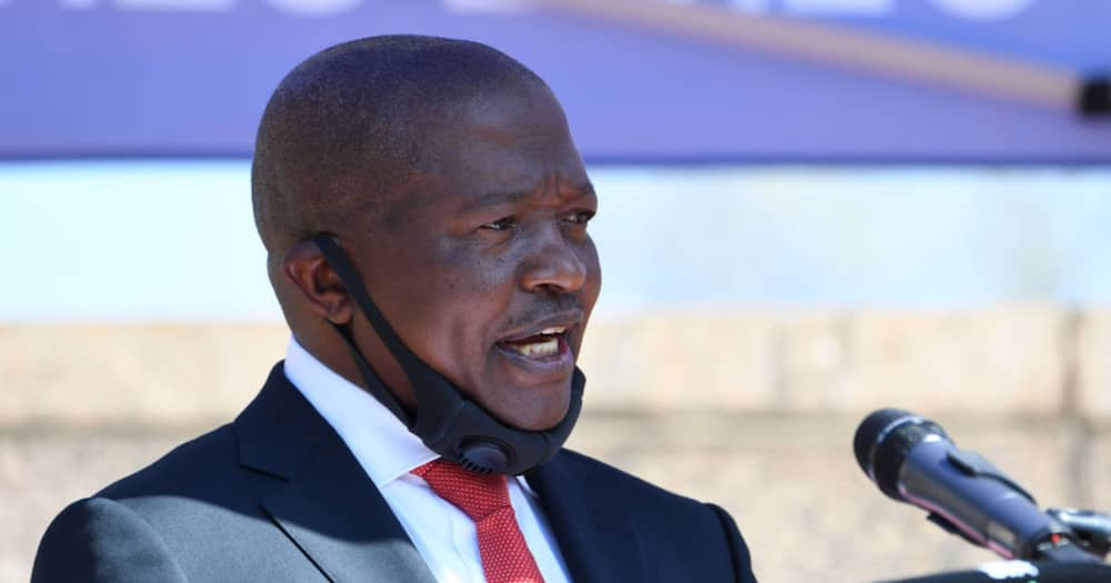 70 per Cent Herd Immunity To Be Achieved in SA by 31 December, Says David Mabuza