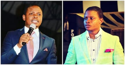 Prophet Bushiri distanced himself from deaths at the EGC church