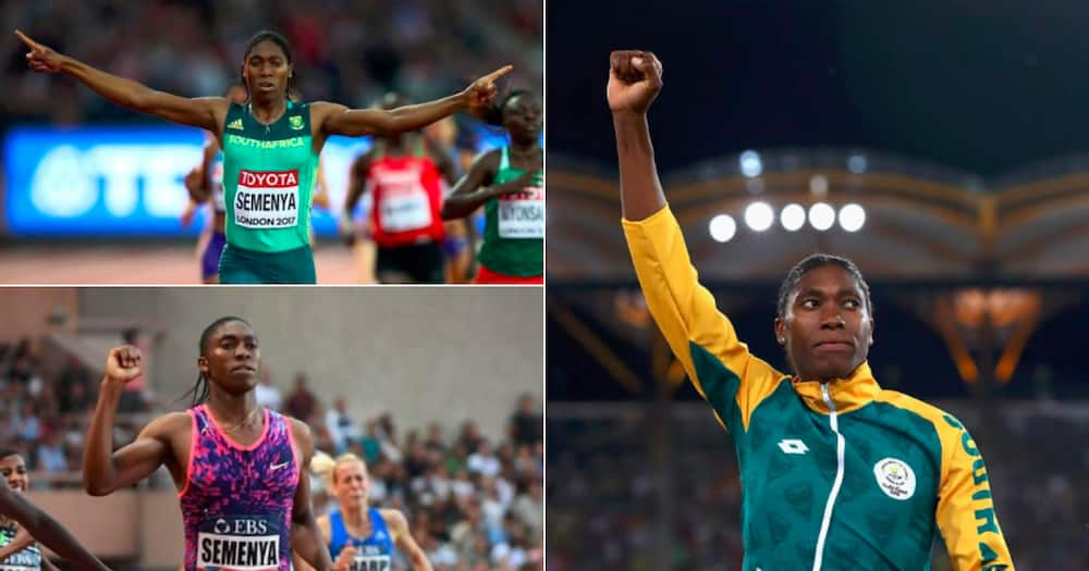 Mzansi Celebs Rally to Let Caster Semenya Run Free: #IStandWithCaster
