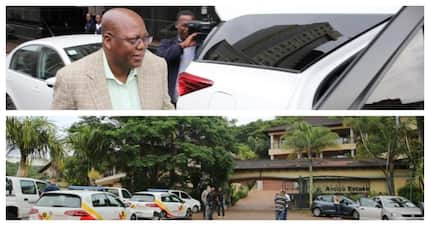 AFU swoops in to raid the properties of KZN ANC big wig and 7 co-accused